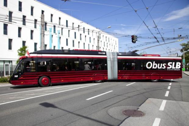 Trojelbusy Solarisa dla Salzburga