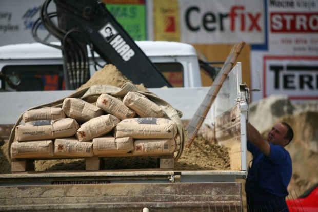 W 2012 r. czeka nas spadek konsumpcji cementu