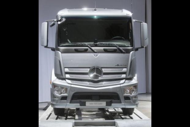 Antos: ciężarówka jakiej Mercedes dotąd nie miał