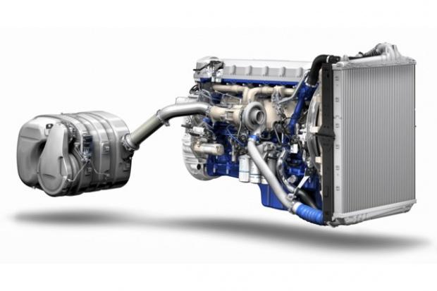"""Volvo wprowadza """"ciężarowy"""" silnik Euro6"""
