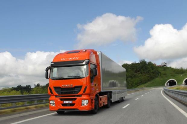 Stralis Hi-Way: nowe ciężkie Iveco