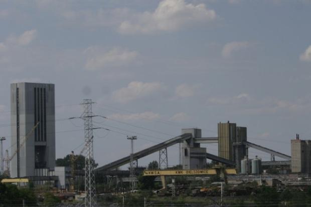 KW rezygnuje z firmy usługowej po wypadku w kopalni