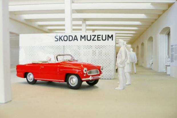 Škoda szykuje nowe muzeum