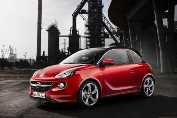Oto nowy Opel ADAM