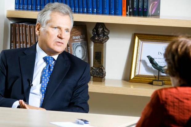 A. Kwaśniewski: kryzys pokazał, że gospodarki nie rozumiemy
