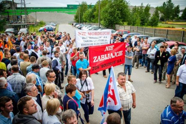 Polityka klimatyczna UE i polski fiskus zabiją ZGH Bolesław?