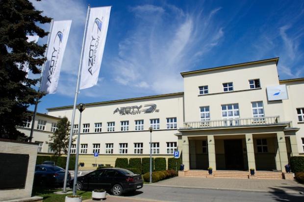Acron podtrzymuje chęć zakupu mniejszościowego pakietu akcji Tarnowa