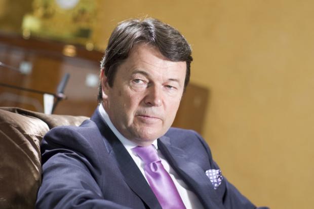 Zbigniew Jakubas chce zwiększyć swój udział w Puławach do ok. 20 proc
