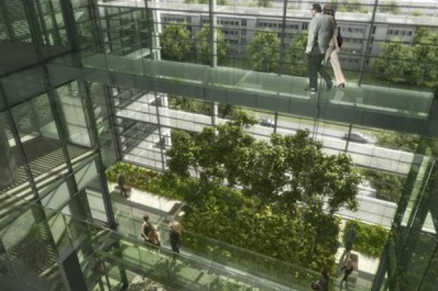 """Wysyp """"zielonych"""" budynków komercyjnych"""