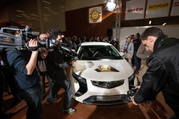 """Znamy kandydatów do """"Car of the Year 2013"""""""