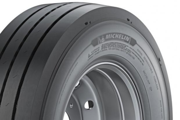 Nowe nazewnictwo opon ciężarowych Michelin