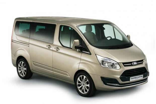 Ford rozpoczął produkcję modeli Transit Custom i Tourneo Custom