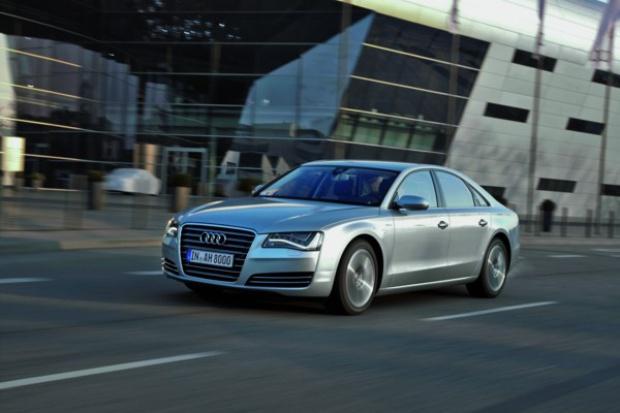 Nowe hybrydowe trio Audi