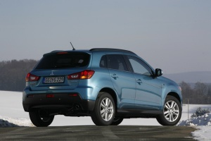 Mitsubishi produkuje model ASX w USA