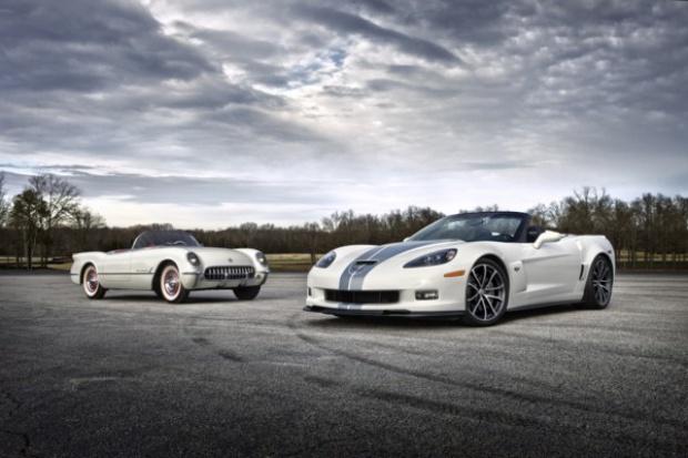 Corvette: 60 lat i ciągle ta linia ..