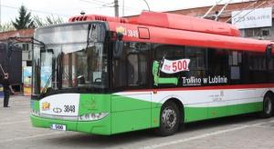 Kolejne trolejbusy Solaris dla Lublina