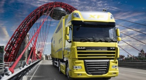DAF Trucks w Rosji na długiej prostej