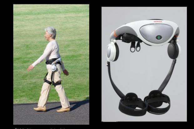 Urządzenia Hondy w programie pomocy osobom starszym