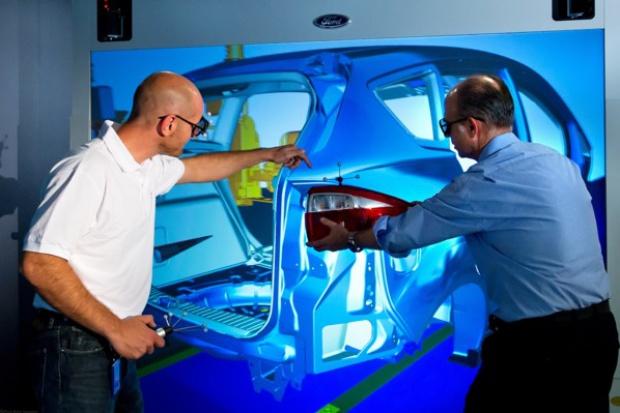 Ford tworzy wirtualną fabrykę