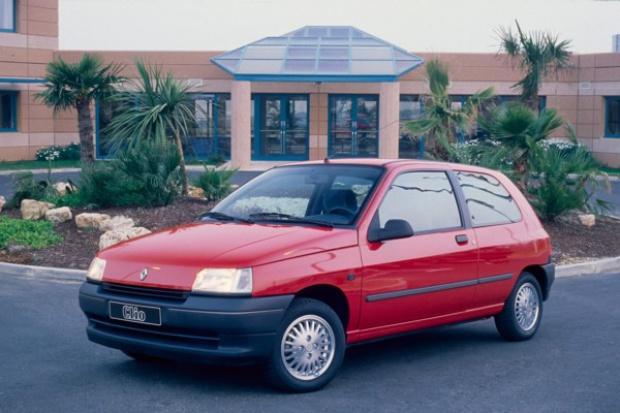 Renault: jak to było z Clio?