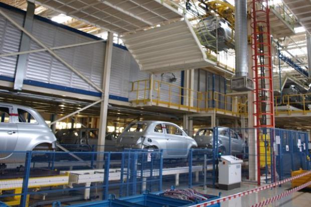 Mniej aut osobowych z fabryk w Polsce