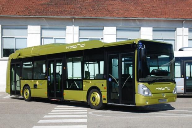 Iveco: rekordowe zamówienie na autobusy hybrydowe