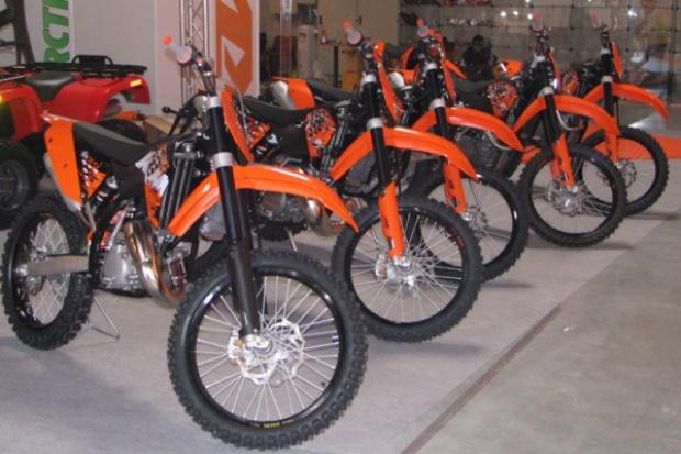 Słabnie rynek motocykli i motorowerów
