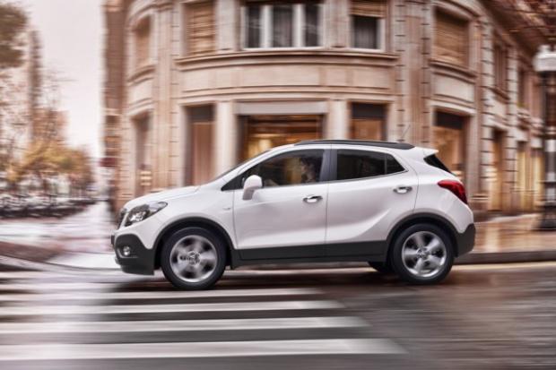 Opel Mokka wjeżdża na polski rynek