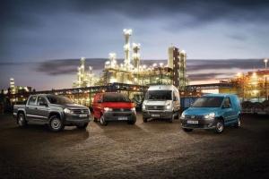 Wzrosła sprzedaż użytkowych volkswagenów