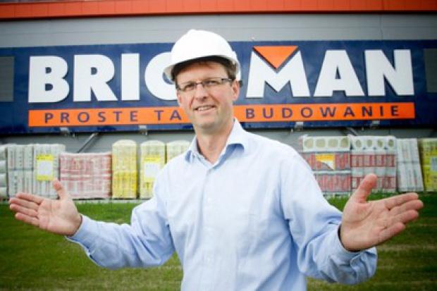 Bricoman liczy na stały wzrost w Polsce