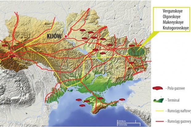 KOV potroił wydobycie na Ukrainie w I półroczu 2012
