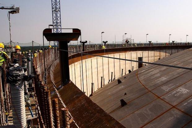 Jest rezerwa czasowa na budowę terminala LNG