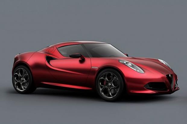 Alfa Romeo 4C; oczekiwanie trwa