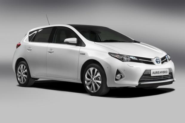 Nowy Auris: wielkie nadzieje Toyoty