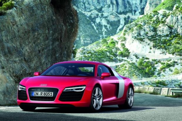 Audi poprawiło swojego sportowca
