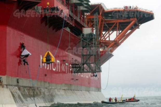 Greenpeace: eksploracja Arktyki to barbarzyństwo
