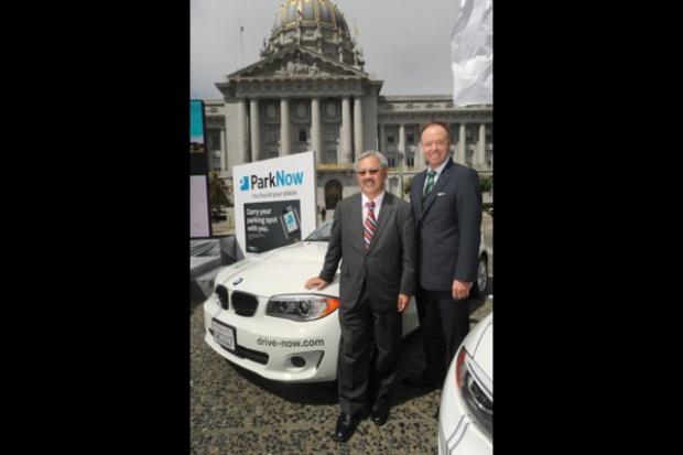 Wypożyczalnia elektrycznych BMW ruszyła w San Francisco