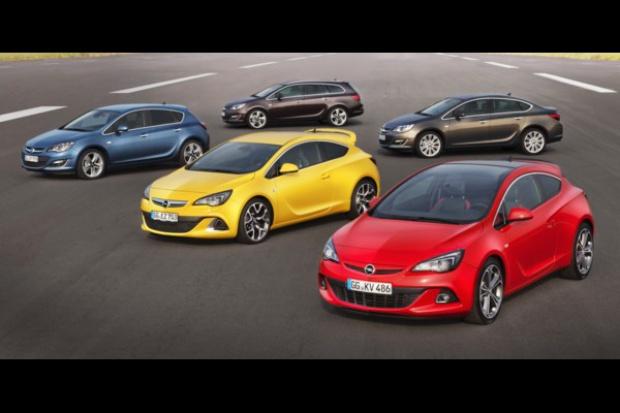 Opel skompletował rodzinę Astry