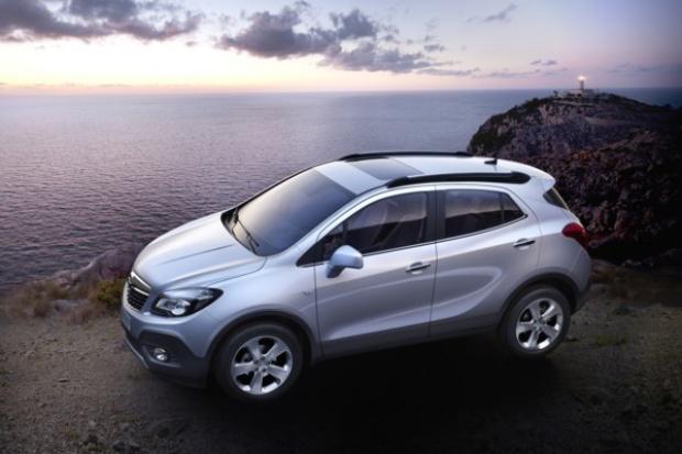 Opel Mokka: ponad 25 tys. zamówień