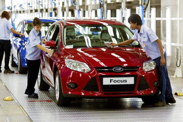 350 000 000 sztuk Forda w ciągu 109 lat