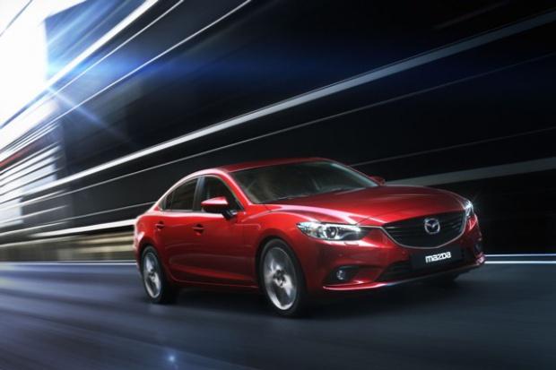 Mazda6: i już po premierze
