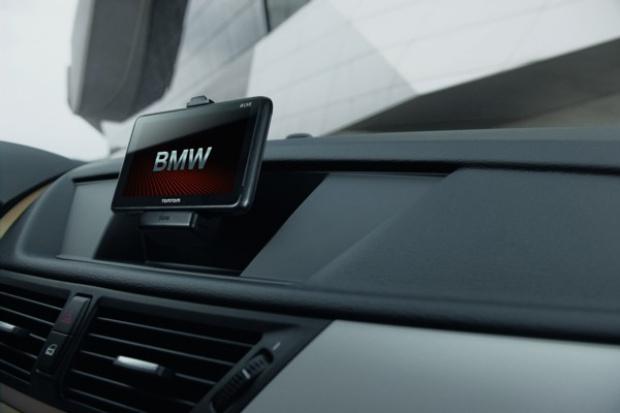 Partnerstwo BMW i TomTom