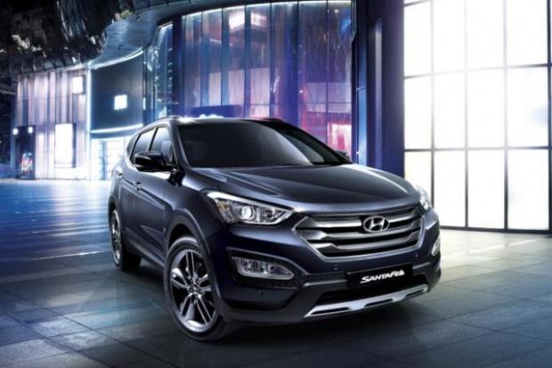 Nowy Hyundai Santa Fe wjechał do polskich salonów