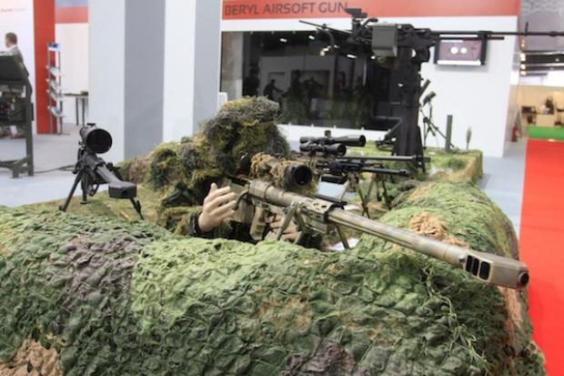 ARP i Bumar zbudują fabrykę broni strzeleckiej