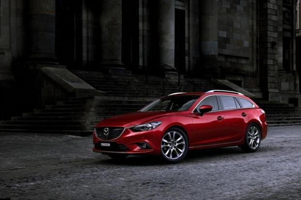 Mazda6 będzie miała wersję Sport Kombi