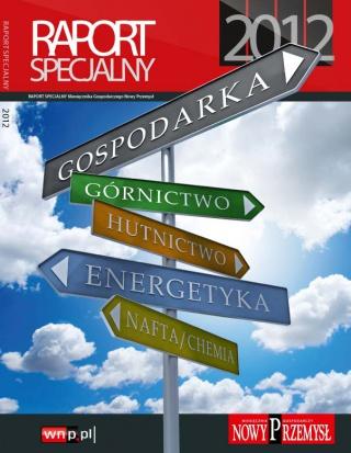 Nowy Przemysł Raport Specjalny 2012