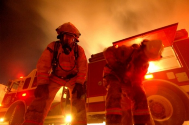 Po pożarze EC Żerań wyłączona
