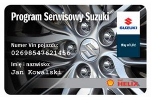 Suzuki uruchamia Program Serwisowy
