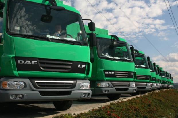 Rejestracje ciężarówek: nie jest źle