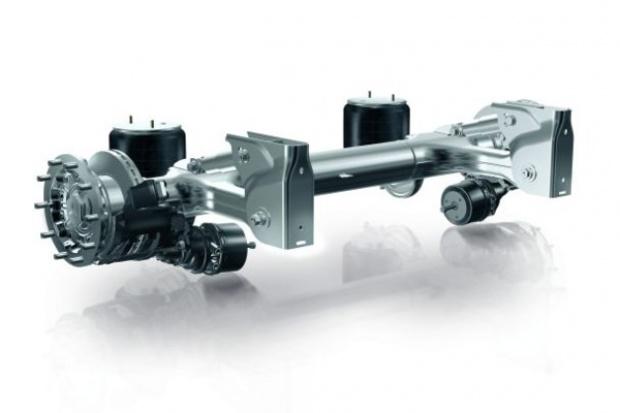 Nowa generacja osi Mercedesa z fabryki w Kassel